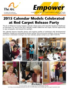 January 2015 Newsletter
