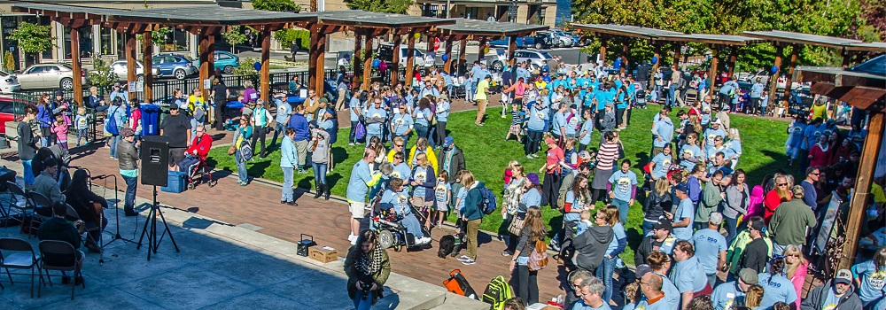 ANNOUNCING THE 13TH ANNUAL BUDDY WALK! OCTOBER 1, 2016